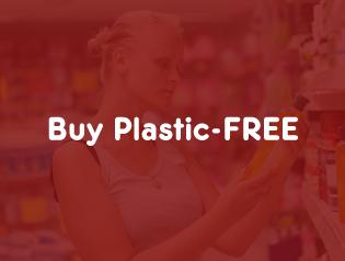 BUY PLASTIC-FREE