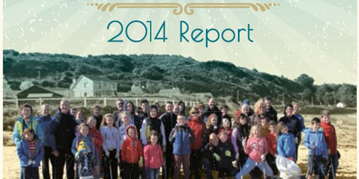Great British Beach Clean 2014 report